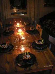 Dukat bord