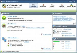 Skärmdump - summary