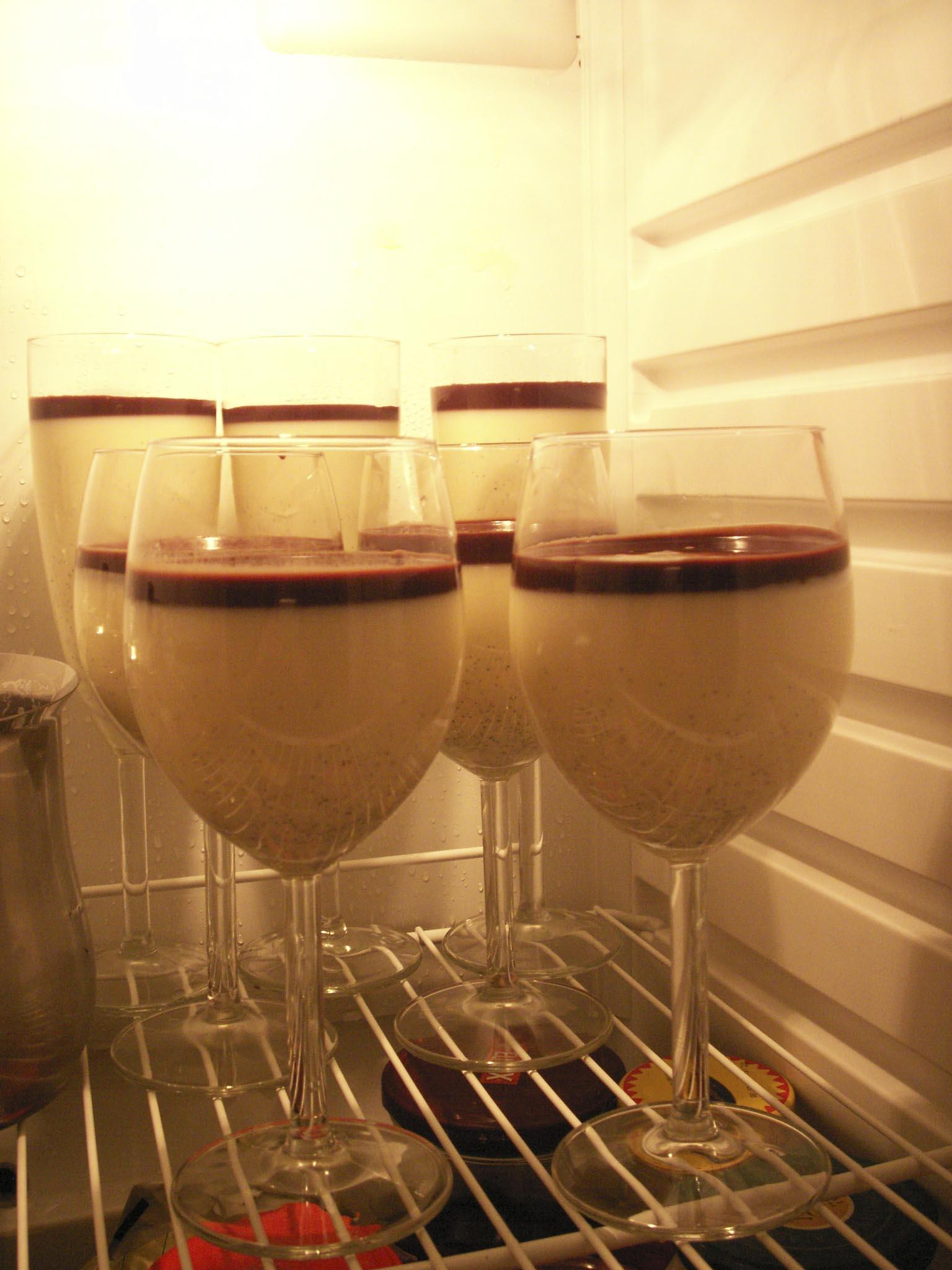 Konsten att göra vaniljpanacotta…