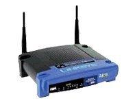 Linksys Wireless-G Bredbandsrouter 54