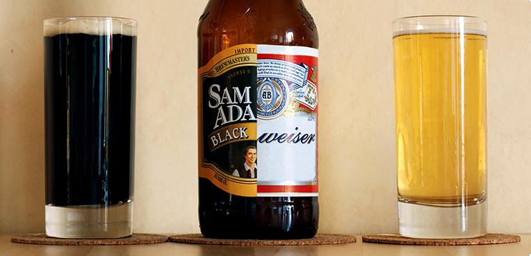 Det är skillnad på öl och öl