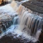 Höst i Varnhem - Vattenfall