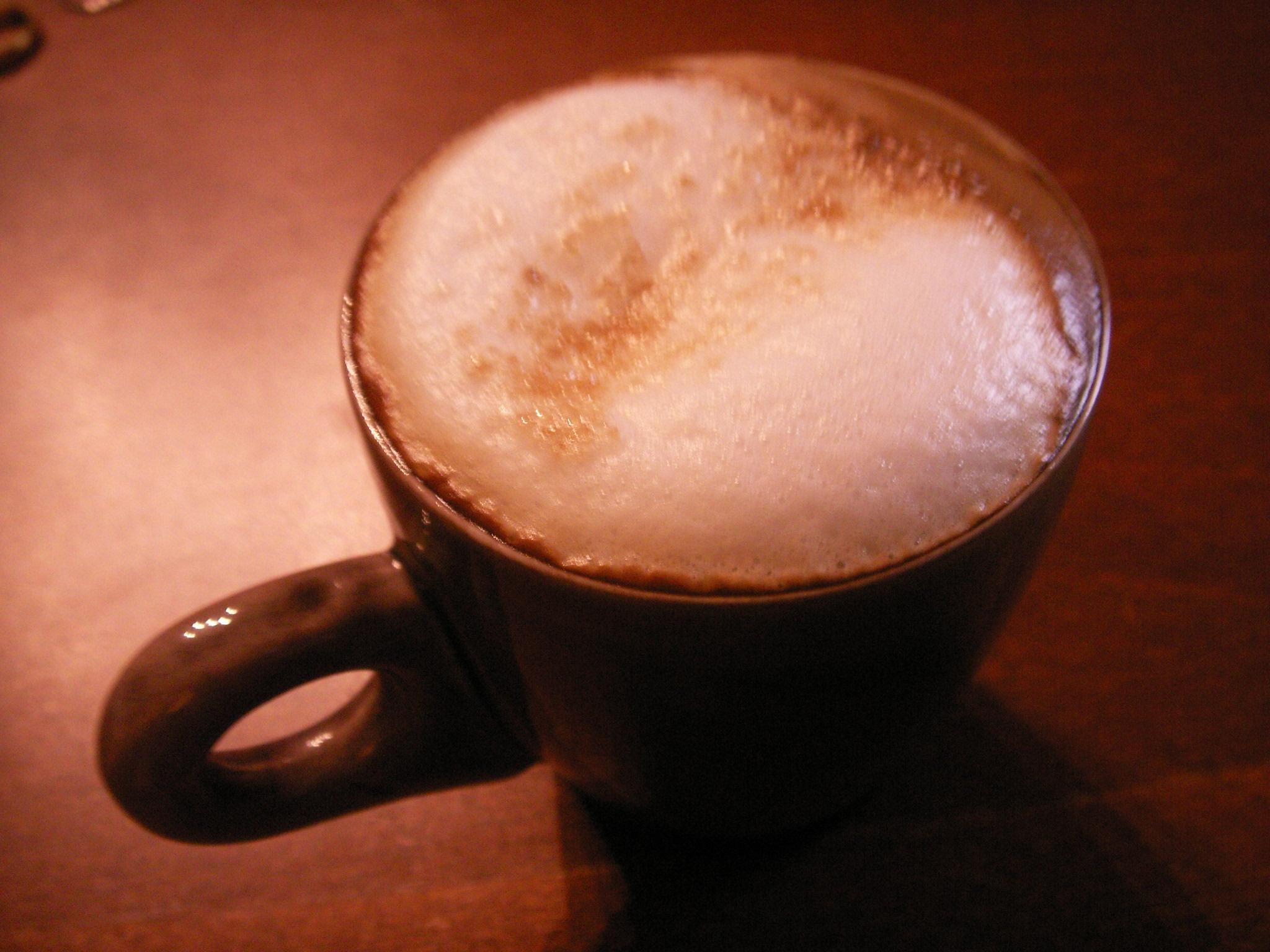"Kaffe ""trademark"""