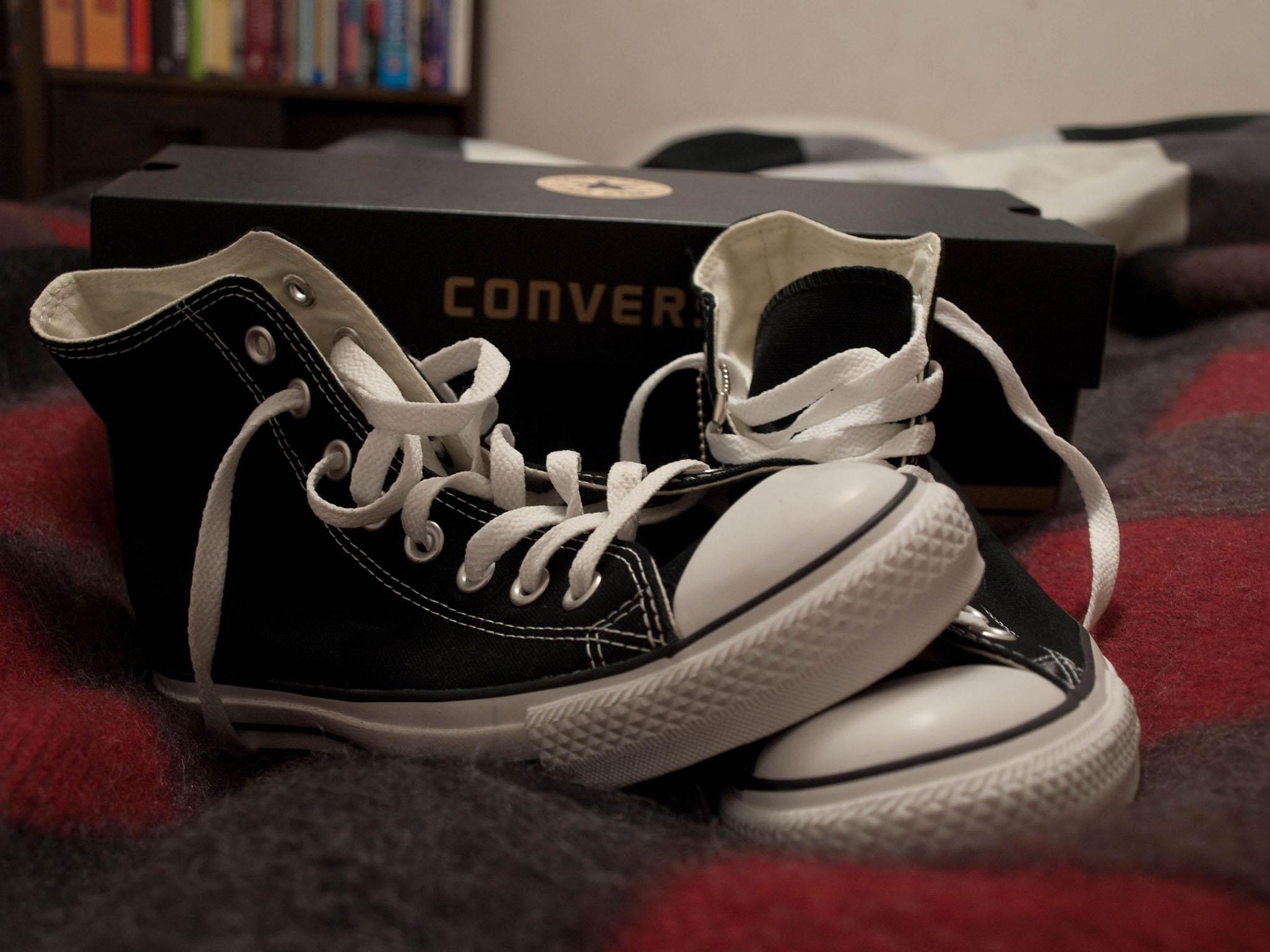 Converse = vår?
