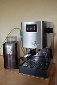 Espressomaskin Gaggia Classic