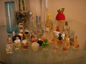 Parfymsamling