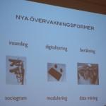 Seminariedag om övervakningssamhället 2009 4