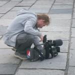 Demonstration mot FRA 2008 - Tv4