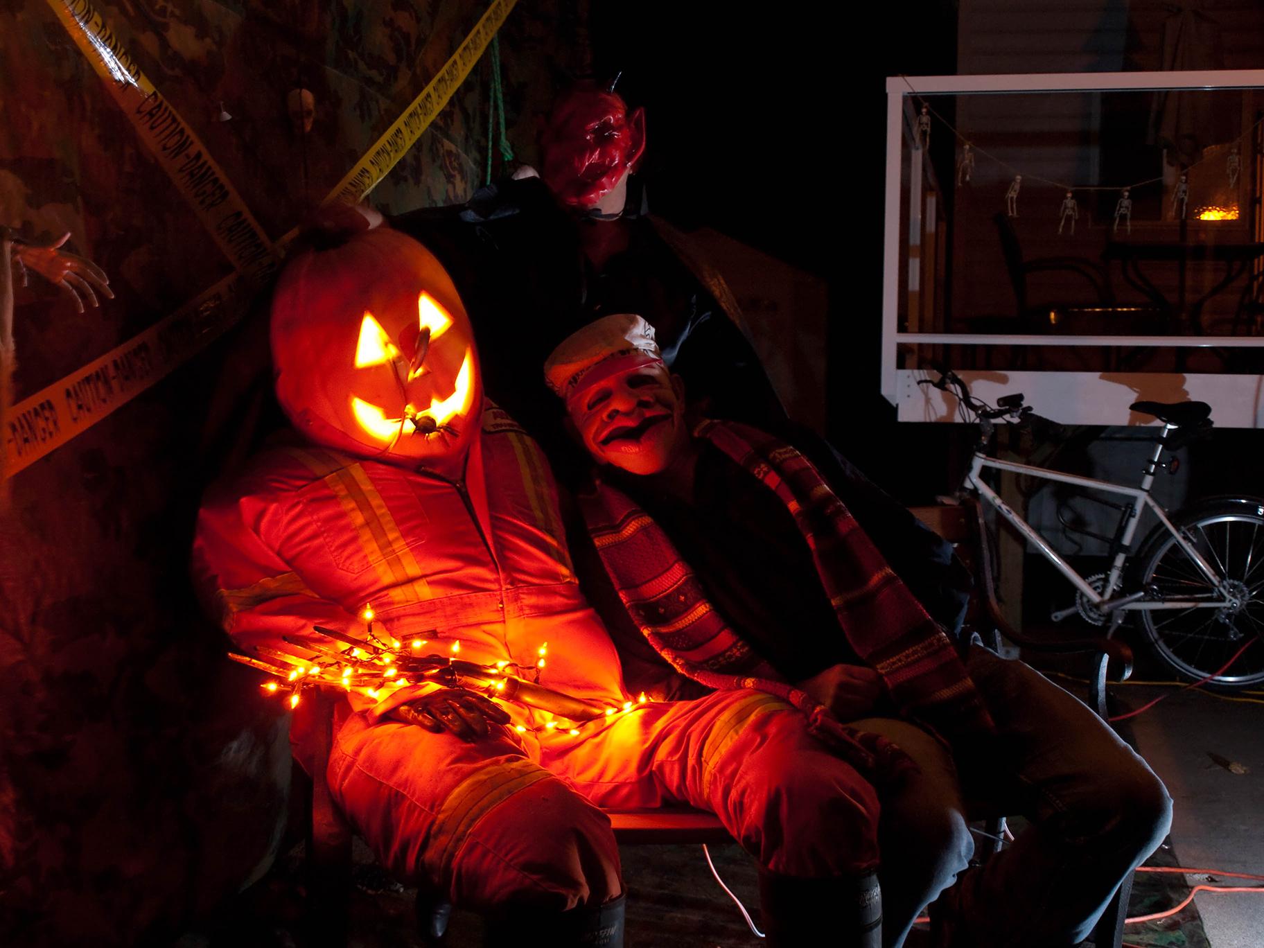 Halloween – Canadian style
