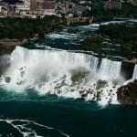 American Falls ovanifrån