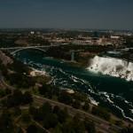 American Falls och Rainbow Brigde