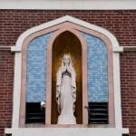 Katolsk staty