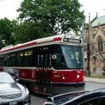 Spärvagn i Toronto