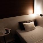First Cabin: säng på kompakthotellet, Haneda Airport