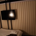 First Cabin: tv, Haneda Airport
