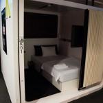First Cabin: sovmodul, Haneda Airport