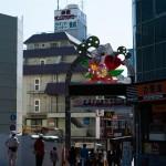 Shoppinggata, Tokyo