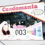 Condomania, det är precis vad det ser ut som.