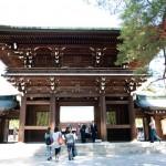 Templets ingång, närbild.
