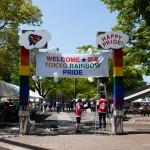 Tokyos egen Pride-festival