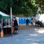 Festivalområdet