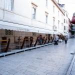 Restaurang på Ulica Jurja Barakovića