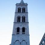 Kyrktornet på St. Donatus Church