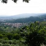 Utsikt Montecatini Terme