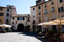 Lucca – staden som andas musik