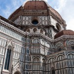 Il Duomo från piazzan