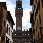 Tornet på Palazzo Vecchio