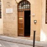 Accademia dei Georgofili - byggnad som utsattes för ett bombattentat 1993