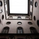 Himlen från Palazzo Vecchio courtyard