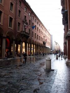 Regn i Bologna